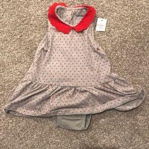 NWT Baby Gap Star Dress